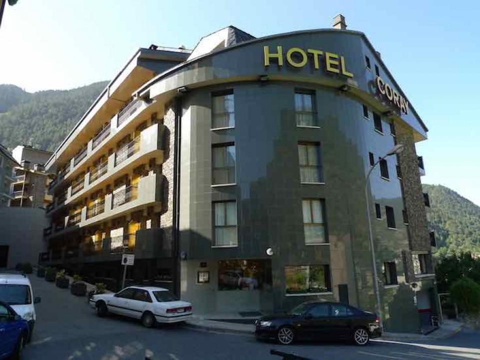 Coray отель 3*