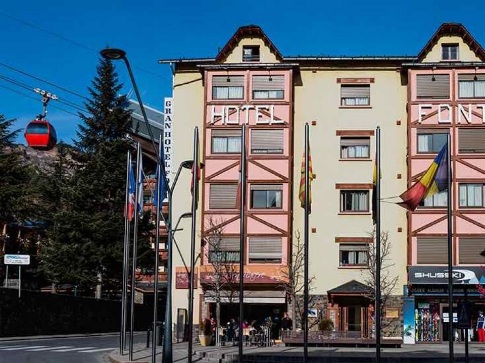 Font отель 2*