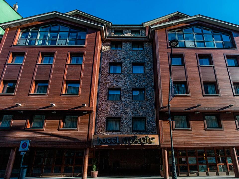 Magic La Massana отель 4*