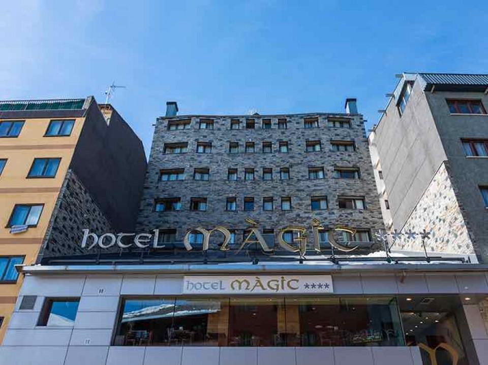 Magic Pas отель 4*