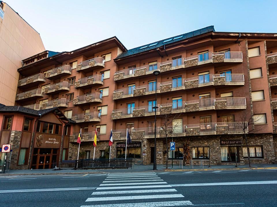 Marco Polo отель 3*