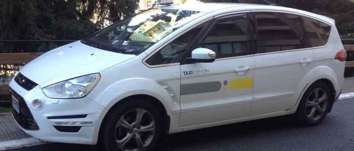 Вызов такси в Андорре