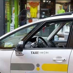 Такси в Андорре