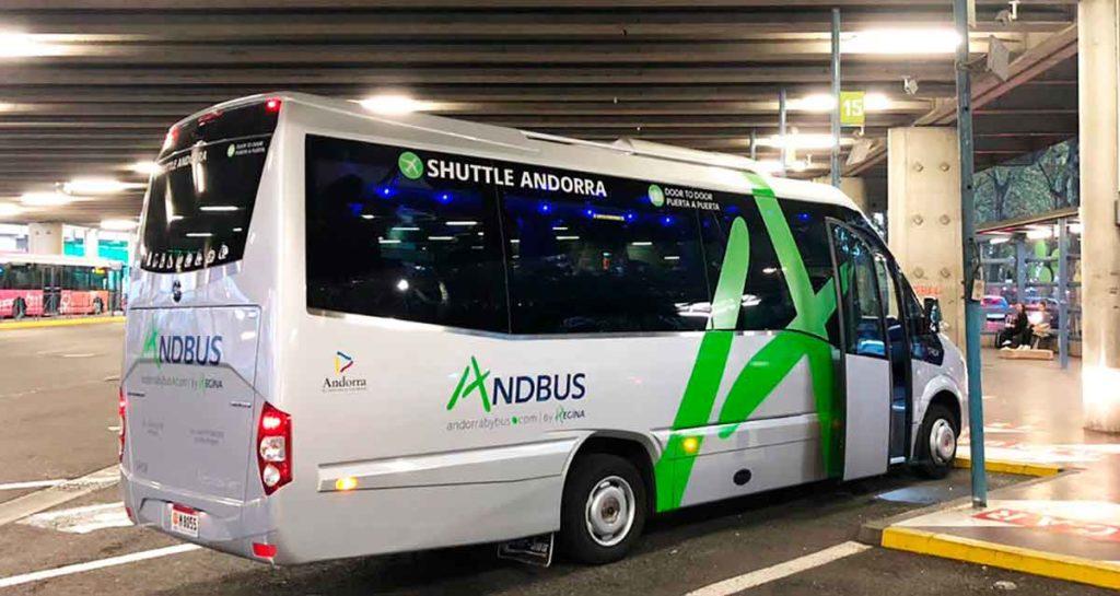 Автобус Барселона Андорра