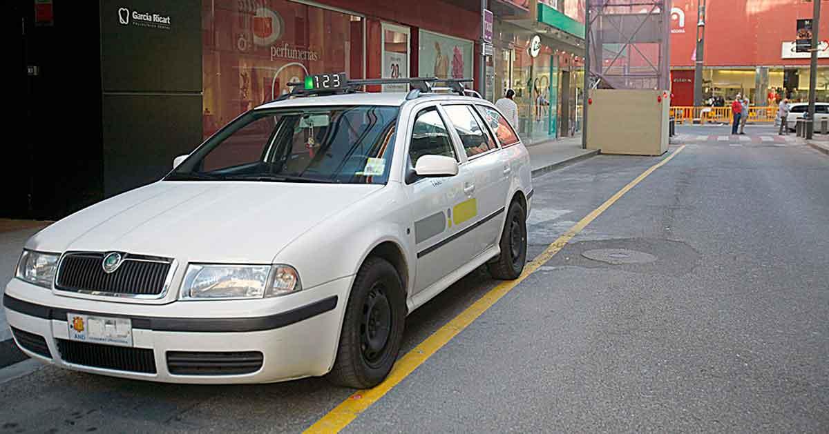 Такси Андорра