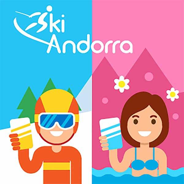 ски пасс ски андорра и термы